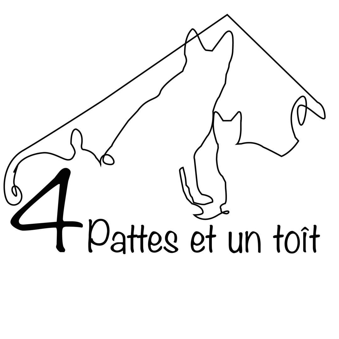 Association - 4 PATTES ET UN TOIT