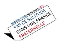 Association Fonds dotation Grande cause nationale 2011