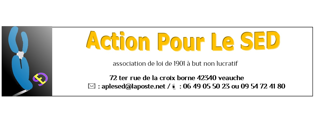 Association - action pour le SED