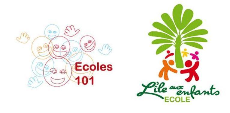 Association - Ecoles 101