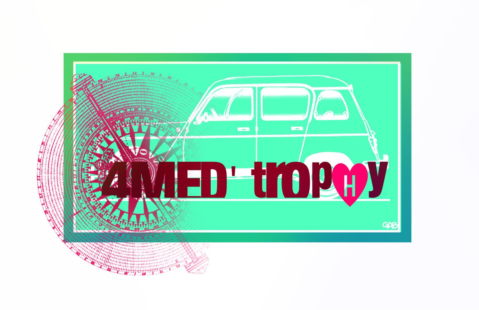 Association - 4MED' trophy