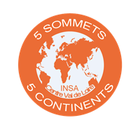 Association 5 Sommets 5 Continents de l'INSA Centre Val de Loire