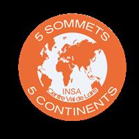 Association - 5 Sommets 5 Continents de l'INSA Centre Val de Loire