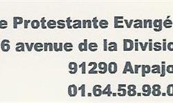 Eglise Protestante Evangélique d'Arpajon