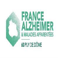 Association - France alzheimer Puy-de-Dôme