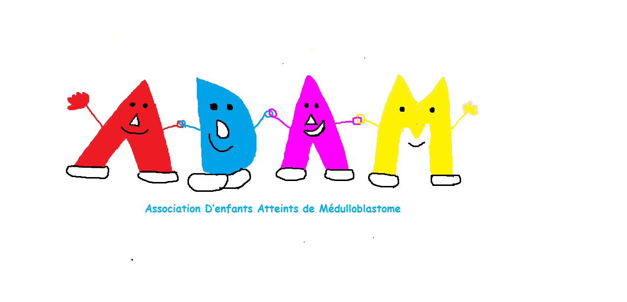 Association - A.D.A.M (Association D'enfants Atteints de Médulloblastome)