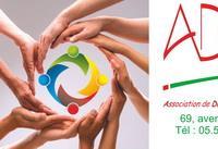 Association - ADDAH33 (Association de Défense des Droits des Accidentés et des Handicapés)