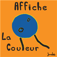 Association - Affiche la couleur