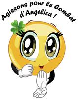 Association AGISSONS POUR LE COMBAT D'ANGELICA !