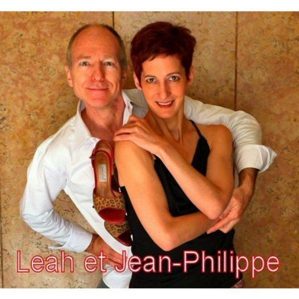 Association - Tangopolis Leah et Jean-Philippe