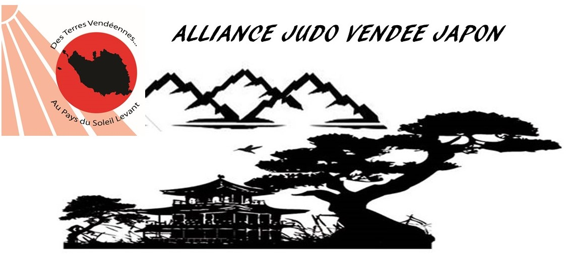 Association - alliance judo vendeé japon