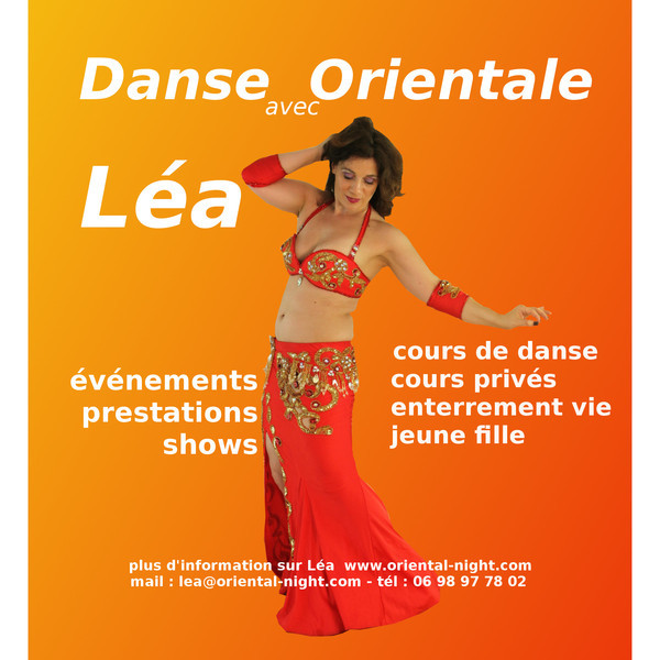 Association - Léa Oriental night