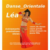 Association Léa Oriental night