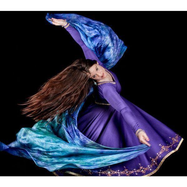 Association - Maria Robin / danse  kalbeliya