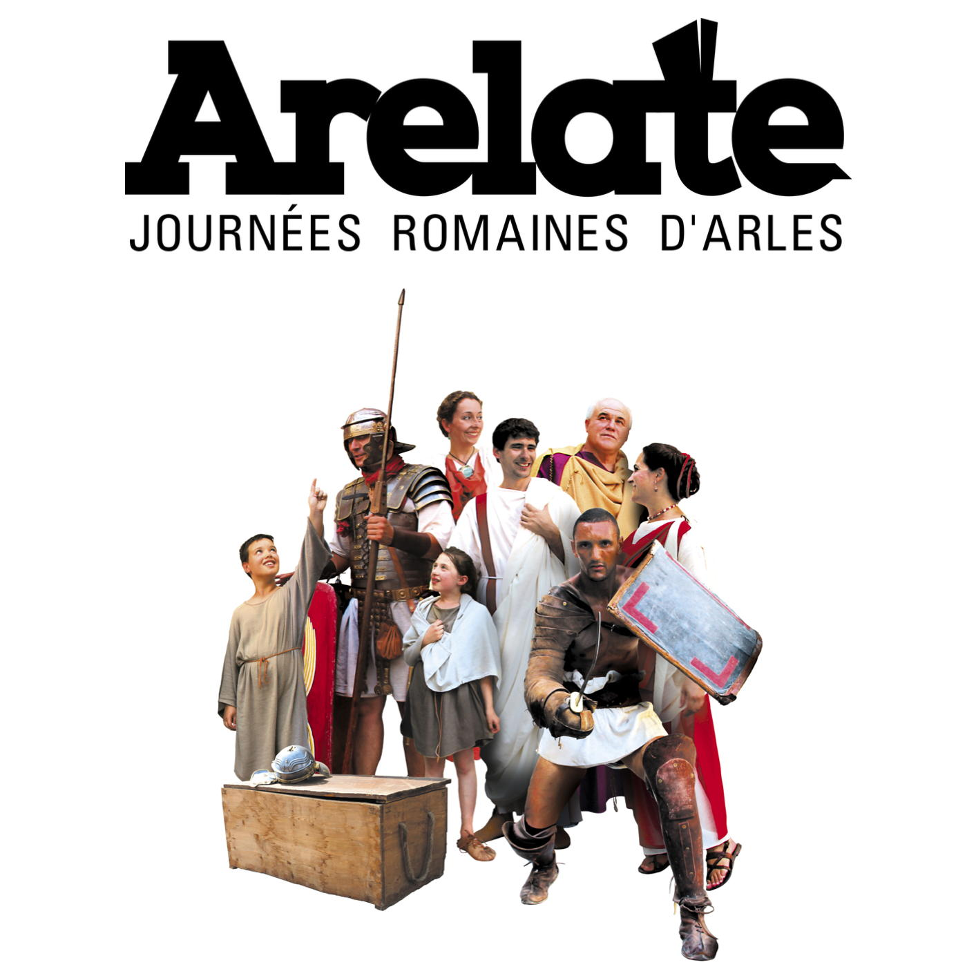 Association - Arelate, journées romaines d'Arles