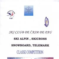 Association - ASM de PAU Ski et Snowboard