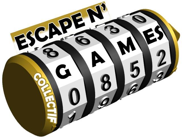 """Résultat de recherche d'images pour """"Escape n' games"""""""
