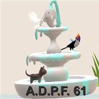 Association - association domfrontaise des petites fontaines