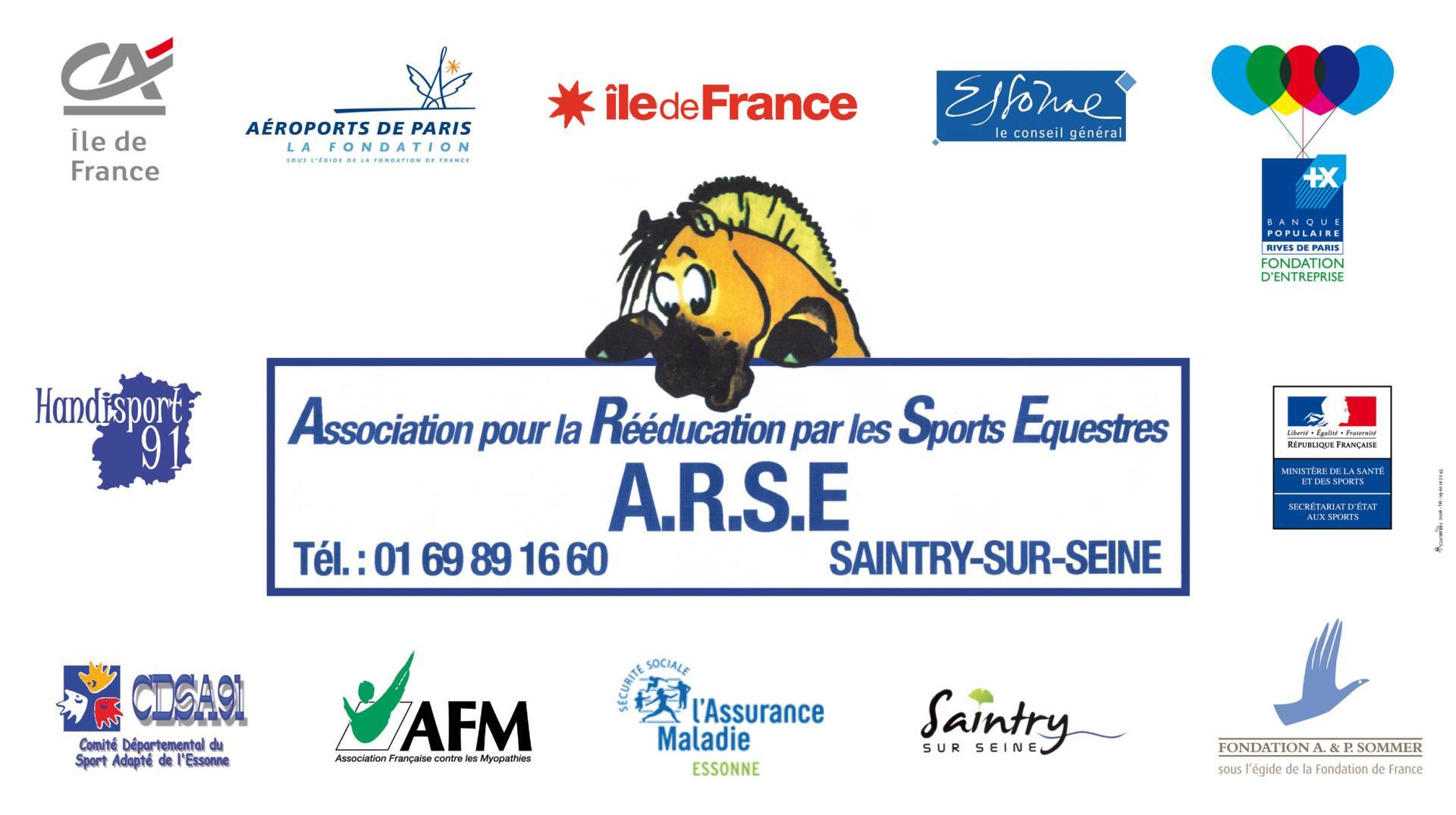 Association - Association pour la Rééducation par les Sports Equestres
