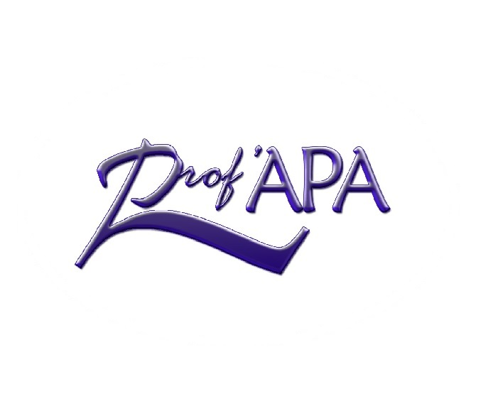 Association - Association Prof'APA