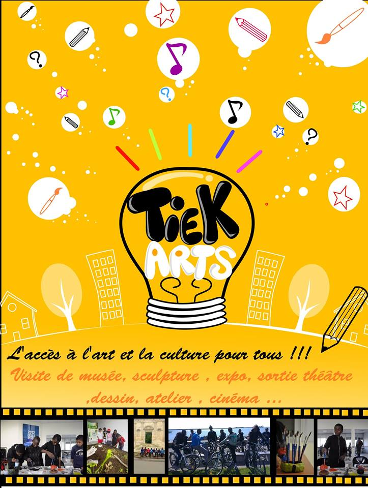 Dons - Association TIEK-ARTS