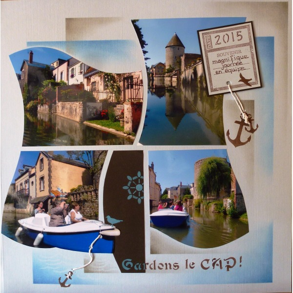 Association - ATELIER DE SCRAPBOOKING