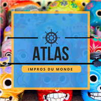 Association Atlas, impros du monde