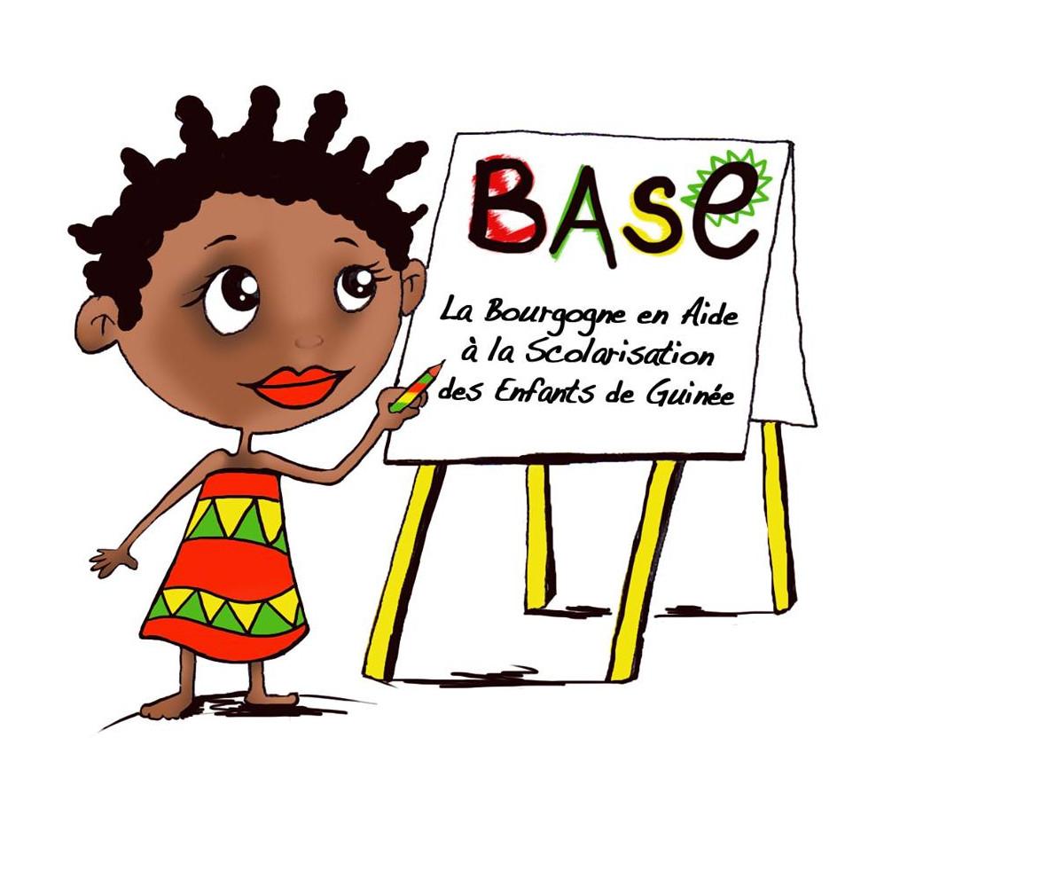 Association - B.A.S.E. de Guinée ( La Bourgogne en aide à la scolarisation des enfants de Guinée )