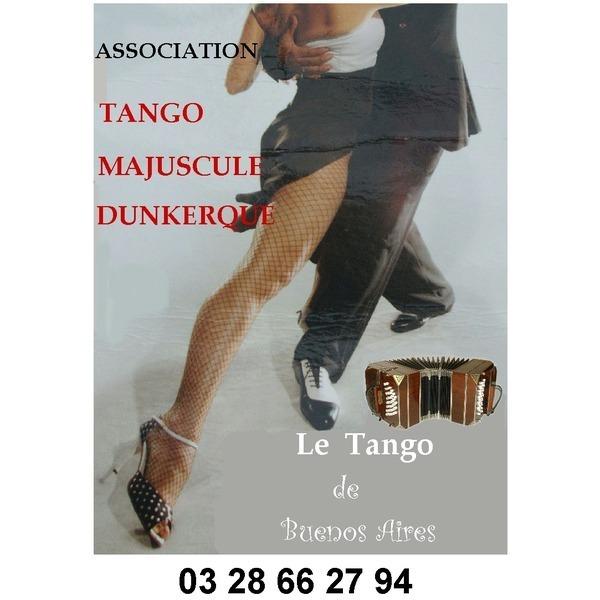 Association - Tango Majuscule Dunkerque (Association de Tango Argentin)