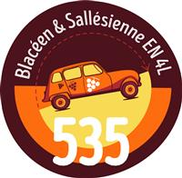 Association Blacéen Sallésienne en 4L