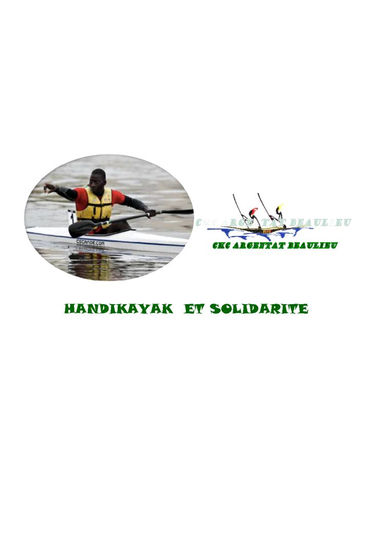 Association - Canoë-Kayak Club Argentat Beaulieu