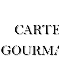 Association - Cartel Gourmand