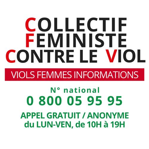 Association - COLLECTIF FEMINISTE CONTRE LE VIOL