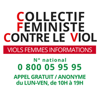 Association COLLECTIF FEMINISTE CONTRE LE VIOL