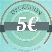 Association - CINQ EUROS POUR LA OUMMA