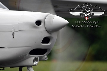 Association - CLUB AERONAUTIQUE SALLANCHES