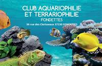 Association Club aquariophilie et terrariophilie de Fondettes