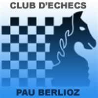 Association CLUB D'ECHECS PAU BERLIOZ