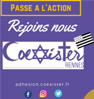 Association Coexister rennes groupe local