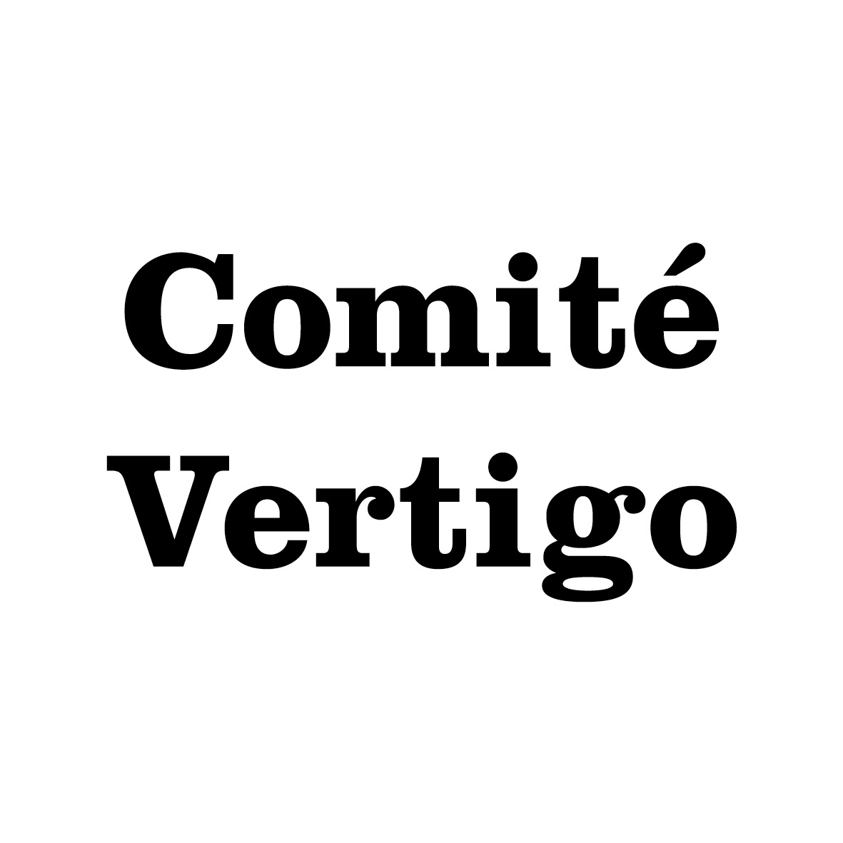 Association - Comité Vertigo