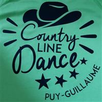 Association - country line dance puy guillaume