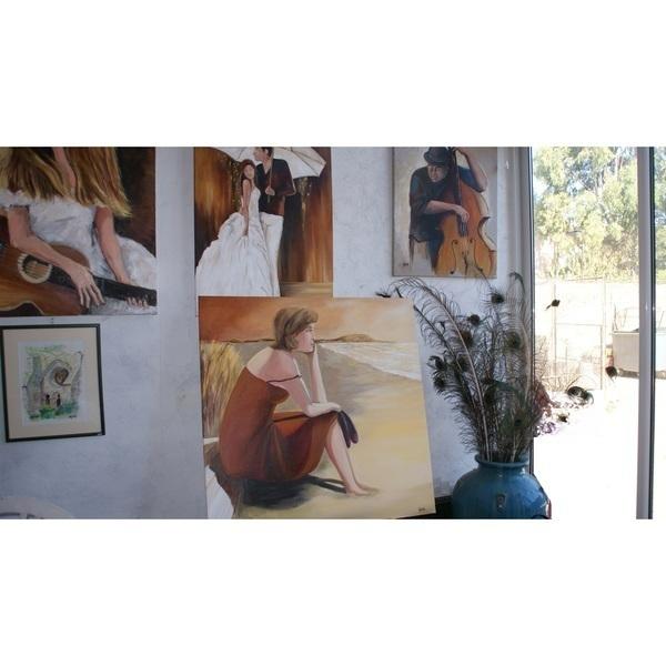 Association - Chrystine Mounié  artiste peintre
