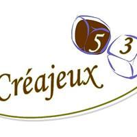Association - Créajeux 53