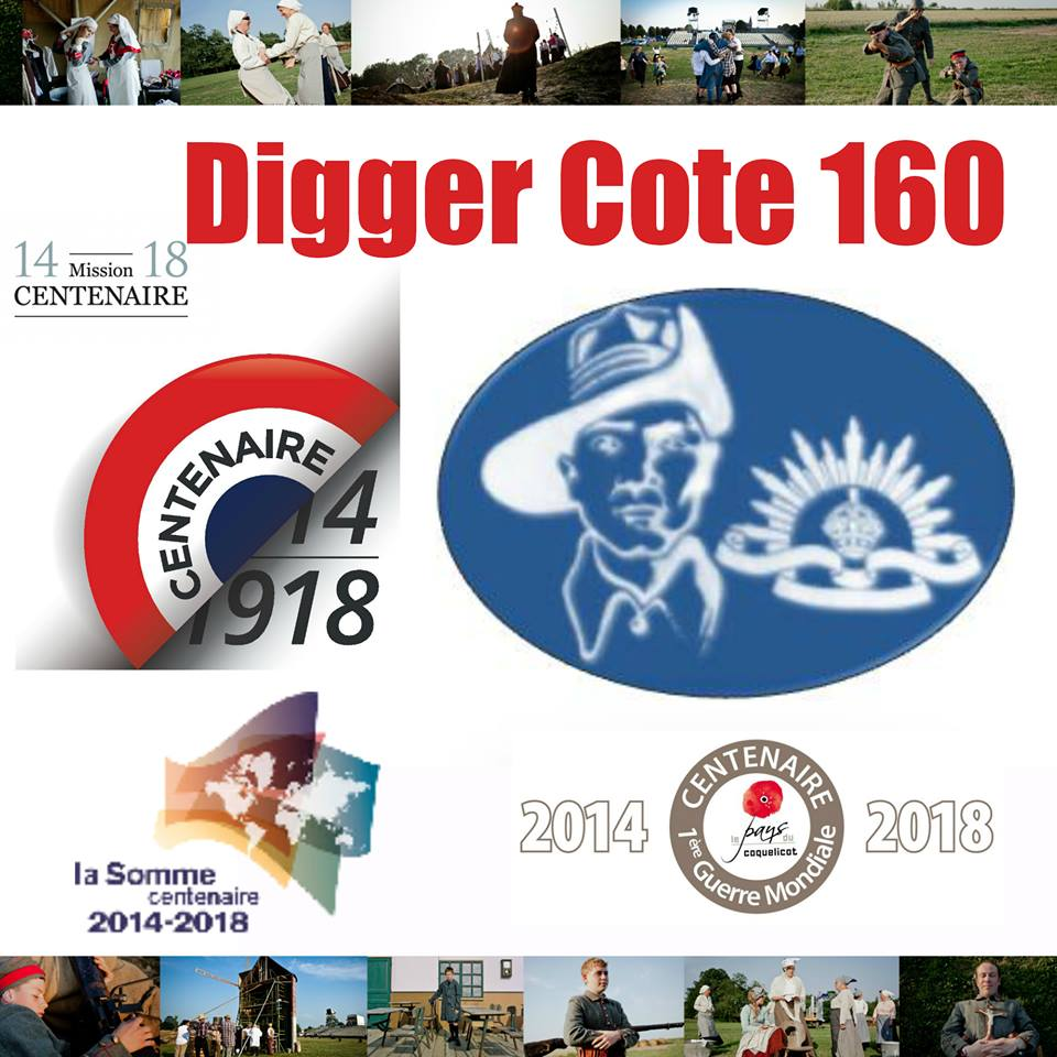 Association - Digger Cote 160