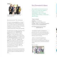 Association - DYS PUISSANCE 10 ALSACE-AIDE AUX dys. tsa.eip tda-H