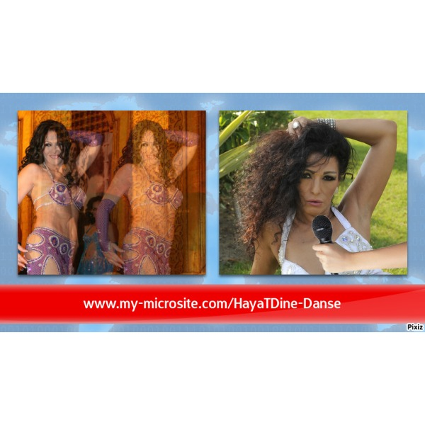 Association - HayaTDine-Danse Culture Maghreb'Orient
