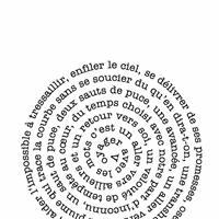 Association - Empreinte de mots