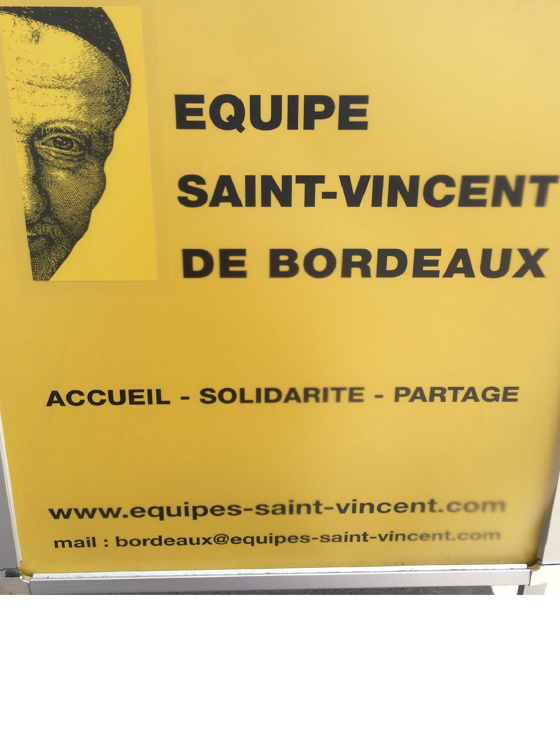 Association - EQUIPE SAINT VINCENT BORDEAUX CENTRE