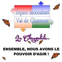 Association - Espace Socioculturel Val de Charente - La Chrysalide