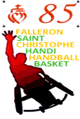 Association - FALLERON ST CHRISTOPHE HANDI HAND BASKET